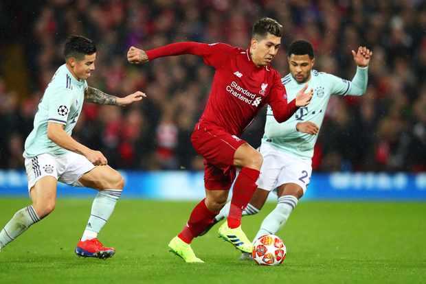 Liverpool Bayern Munich