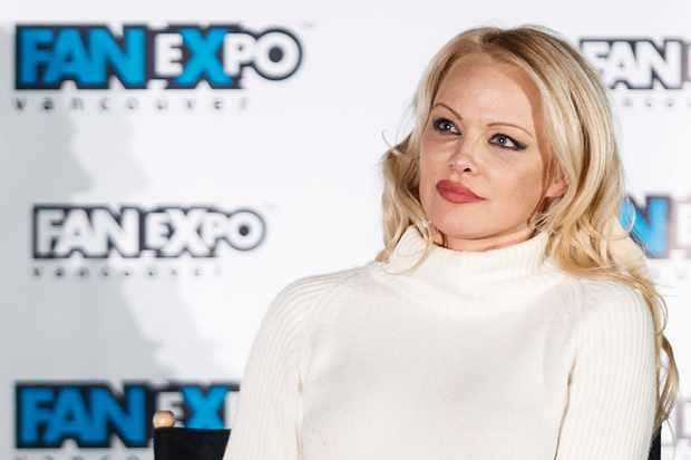 Pamela Anderson (Getty)