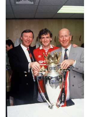 1993/1994 Premier League winners - Manchester United (Getty Images)