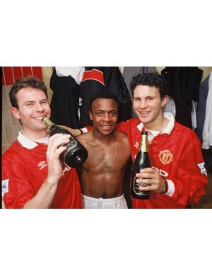 1992/1993 Premier League winners - Manchester United (Getty Images)
