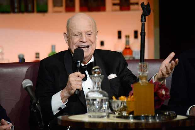 "NEW YORK, NY - MAY 06:  Don Rickles attends Spike TV's ""Don Rickles: One Night Only"" on May 6, 2014 in New York City.  (Photo by Kevin Mazur/Getty Images for Spike TV)"