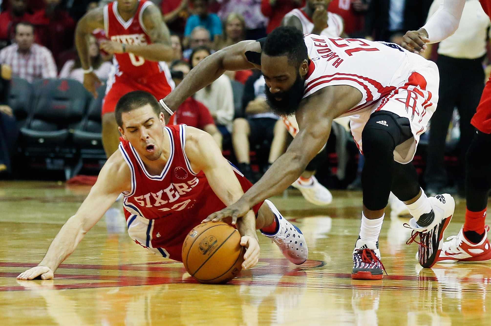 Philadelphia 76ers Houston Rockets