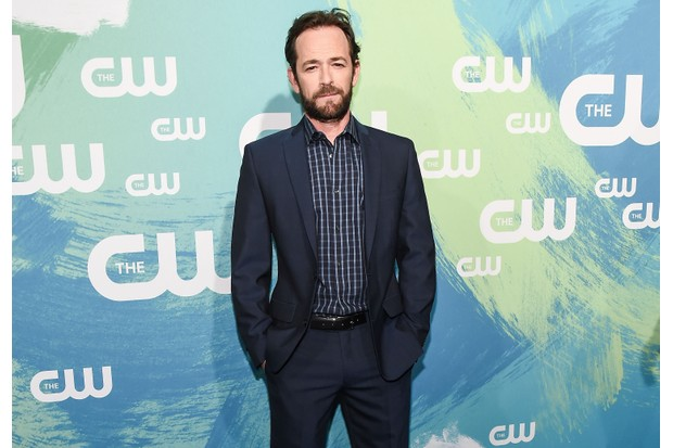 NEW YORK, NY - MAY 19: Luke Perry of the series 'Riverdale' attends The CW Network's 2016 New York Upfront at The London Hotel on May 19, 2016 in New York City. (Photo by Daniel Zuchnik/WireImage)