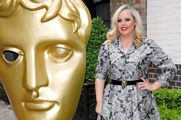 LONDON, ENGLAND - APRIL 22: Roisin Conaty arrives at the British Academy Television Craft Awards held at The Brewery on April 22, 2018 in London, England. (Photo by David M. Benett/Dave Benett/Getty Images)