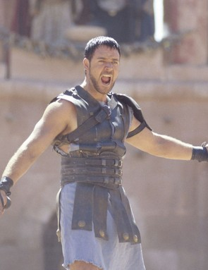 Gladiator – Russell Crowe stars in this iconic film from director Ridley Scott – watch on Netflix from Tuesday 2nd April