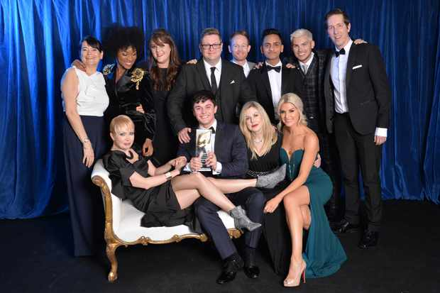 Hollyoaks win RTS 2019