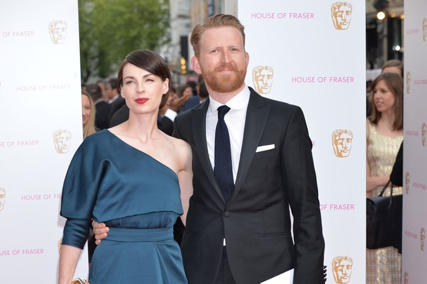 Jessica Raine and Tom Goodman-Hill (Getty)