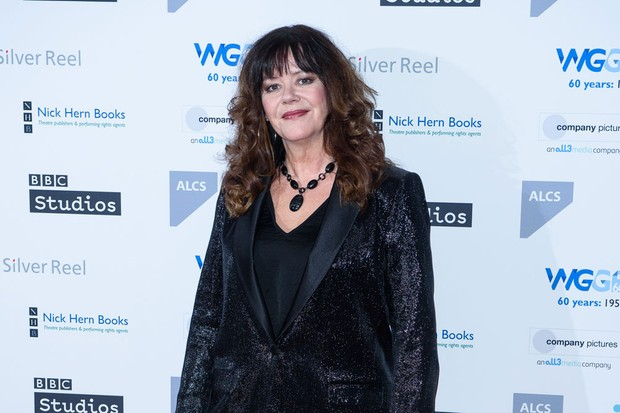 Josie Lawrence plays Agnes Nutter