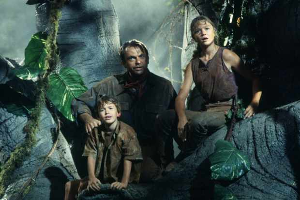 Jurassic Park trilogy – the original 1993 film, 1997's The Lost World AND 2011's Jurassic Park III all arrive on Netflix – released on Tuesday 16th April