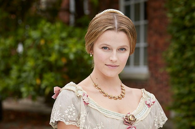 Lily Travers plays Duchess Sophie of Monmouth in Victoria