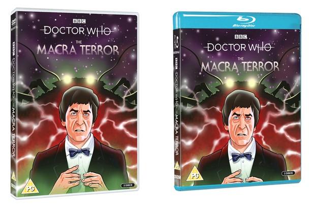 Macra DVDs