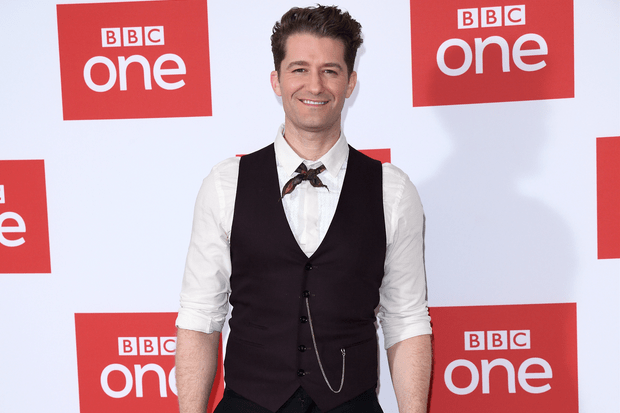 Matthew Morrison (Getty)