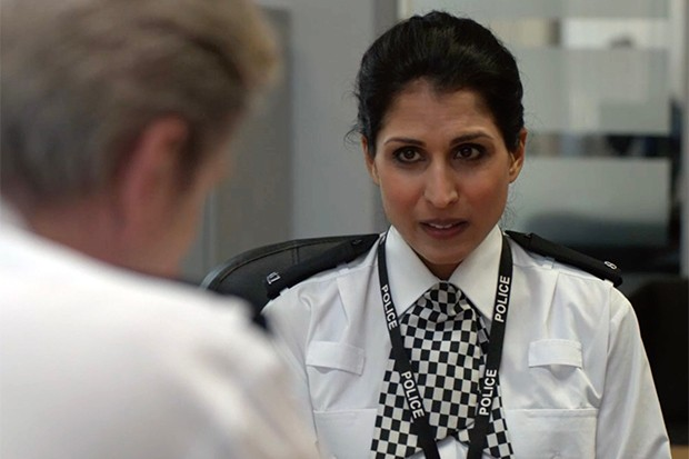 Maya Sondhi plays PC Maneet Bindra in the line of duty