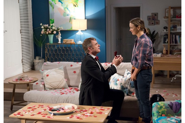 Neighbours, Gary Canning, Amy Williams