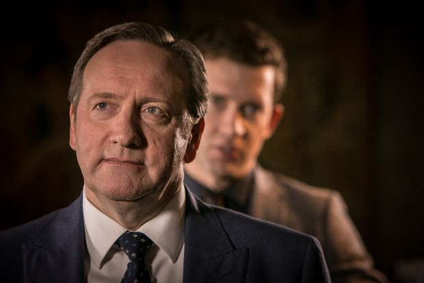 Neil Dudgeon plays DCI John Barnaby in Midsomer Murders
