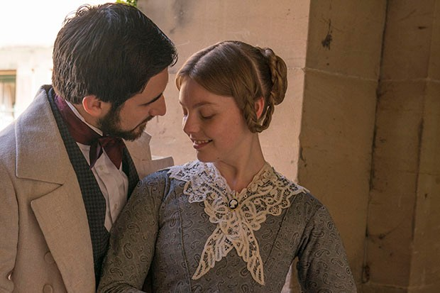 Nell Hudson plays Skerrett in Victoria