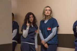 Behind the scenes on Orange is the New Black (Cara Howe / Netflix)