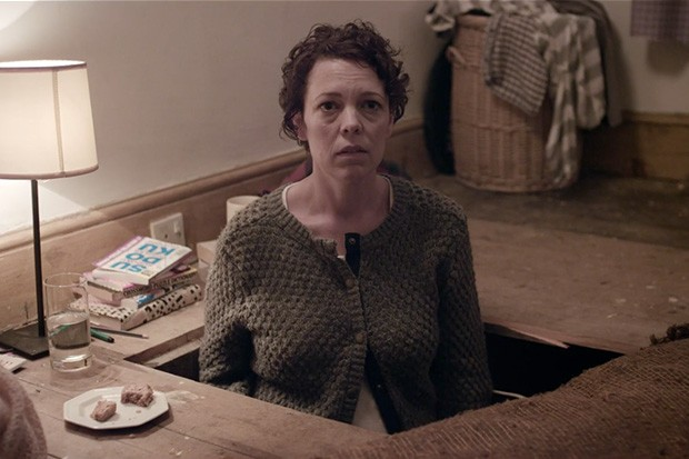 Olivia Colman in The Karman Line