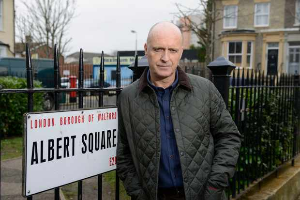 EastEnders, Paul Usher as Danny Hardcastle