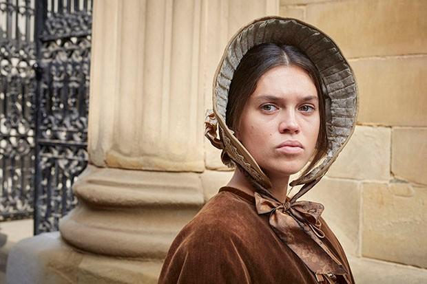 Sabrina Bartlett plays Abigail Turner in Victoria