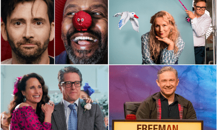 Bit Of Comic Relief For Tonights >> Comic Relief 2019 The Best Bits What Time Is It On Tv Cast List