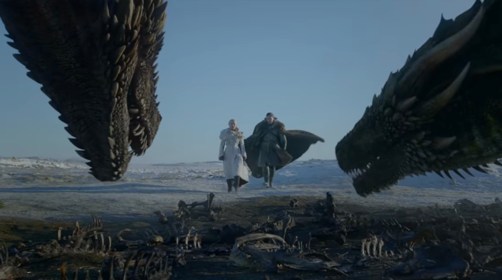 Game of Thrones reveals first trailer for season eight (YouTube/HBO)