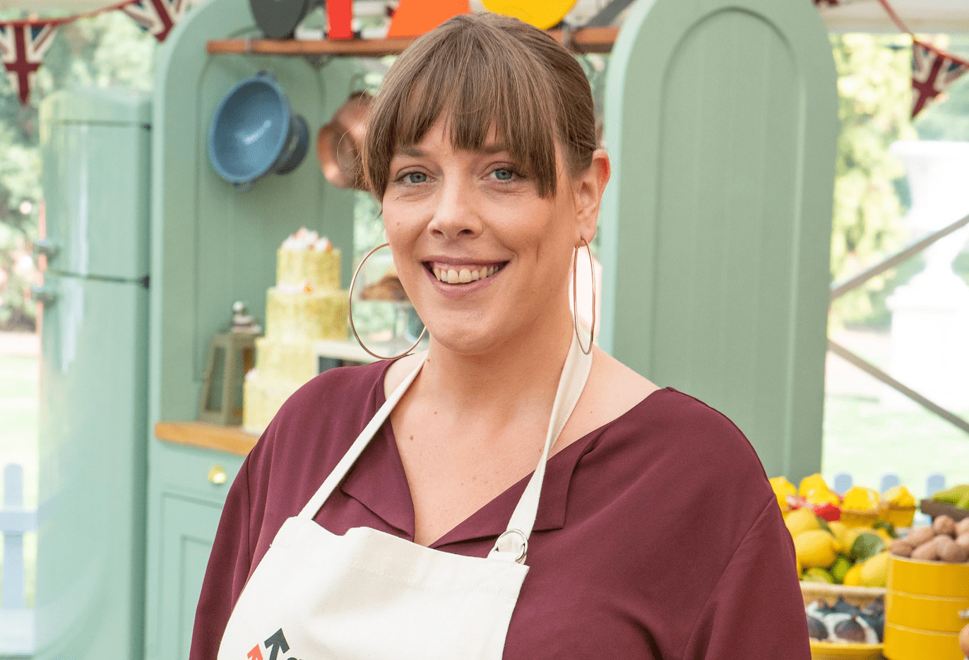 Jess Phillips, Bake Off (C4)