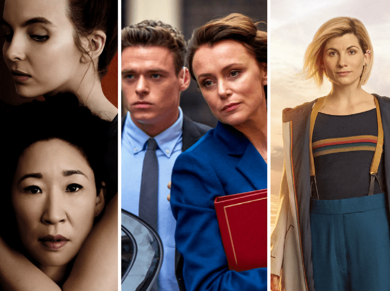 TV Baftas Must-See Moment nominees include Bodyguard and Doctor Who