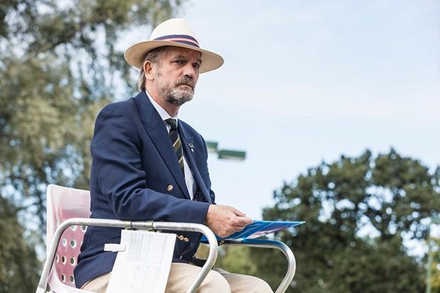 Simon Shepherd plays Frederick Greenwood in Shakespeare and Hathaway Series 2