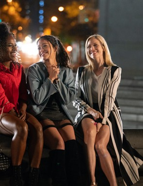 Someone Great – Gina Rodriguez plays an aspiring music journalist who, fresh from a break-up, goes on a big New York City adventure with her best pals Erin (DeWanda Wise) and Blair (Brittany Snow) – released Friday 19th April