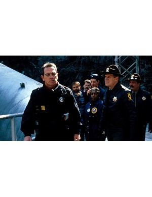 The Fugitive – 1993 thriller starring Harrison Ford and Tommy Lee Jones – released Monday 15th April