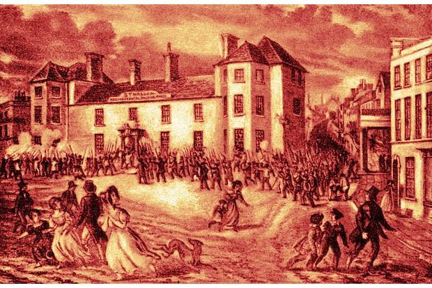 The Newport Rising of 1839