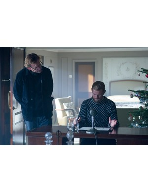 The Crown - Philip Martin, Matt Smith - Philip Martin and Matt Smith discuss Philip's Christmas speech