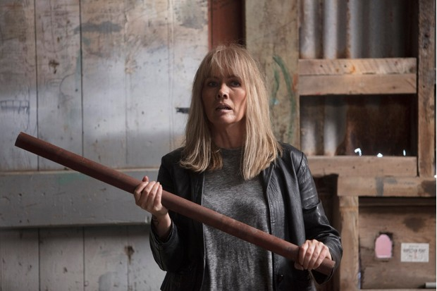 Therese Bradley plays Andrea Doyle in Shetland