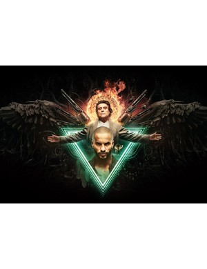 American Gods season two poster (Amazon Prime Video)