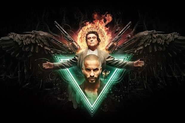 American Gods season two poster (Amazon Prime Video)
