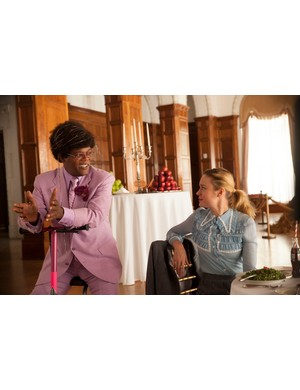 Unicorn Store – Brie Larson reunites with Captain Marvel co-star Samuel L Jackson – released Friday 5th April