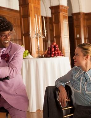 Unicorn Store – Brie Larson reunites with Captain Marvel co-star Samuel L Jackson – released Friday 5th April