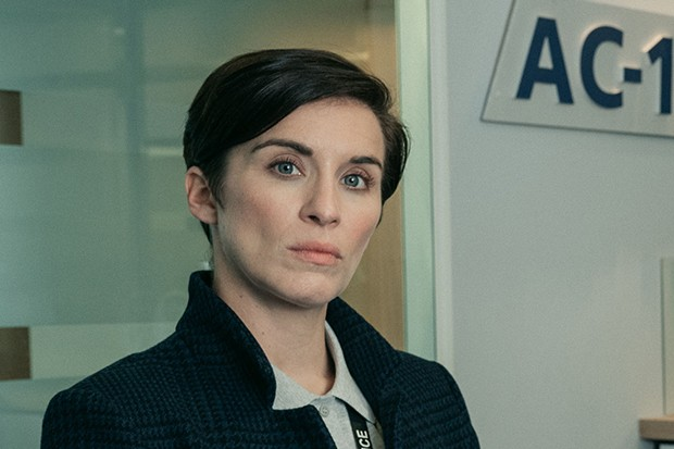 Vicky McClure plays DI Kate Fleming in the line of duty - 5 Series