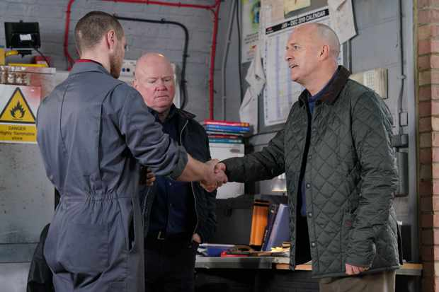 EastEnders - January - March - 2019 - 5890