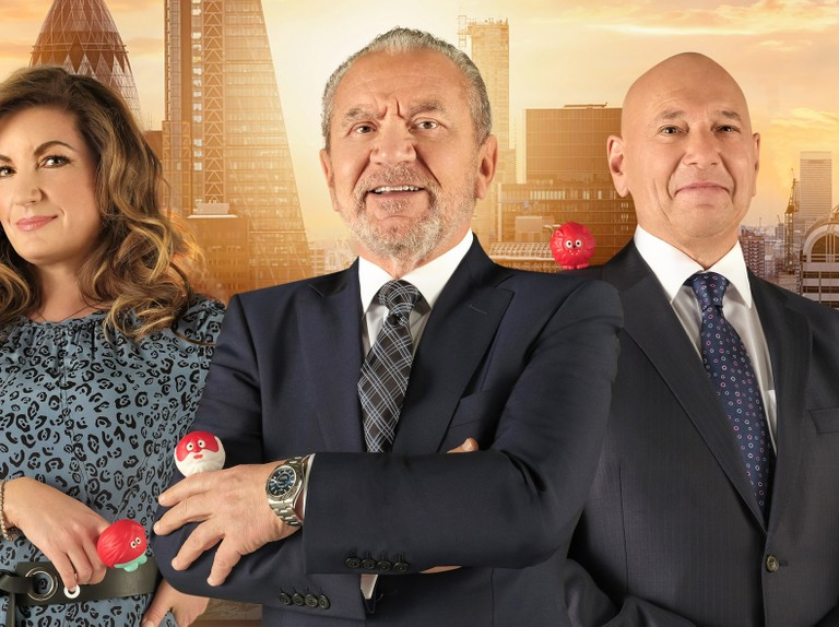 Did you spot this hilarious detail in the Celebrity Apprentice for Comic Relief?