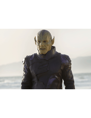 Ben Mendelsohn in Captain Marvel (Marvel Studios)
