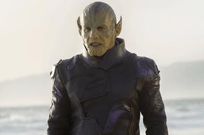 Ben Mendelsohn in Captain Marvel (Marvel Studios)
