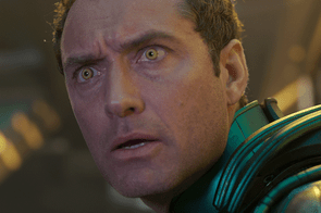 Jude Law in Captain Marvel (Marvel Studios)