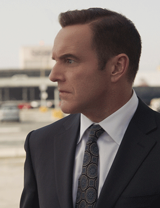 Clark Gregg in Captain Marvel (Marvel Studios)