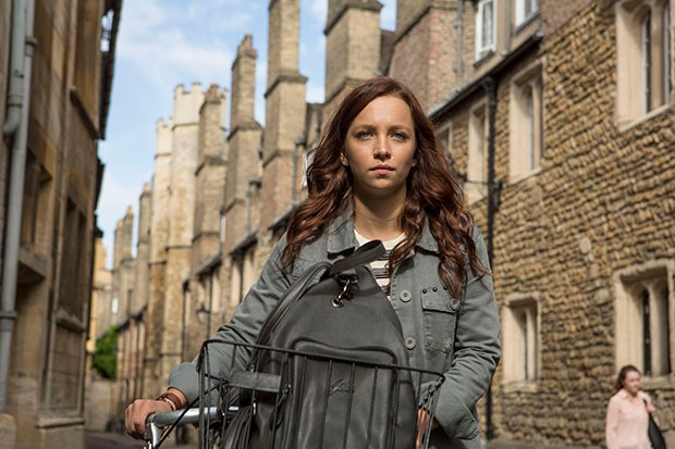 Molly Windsor as Rose in Cheat