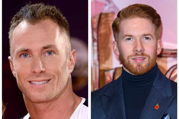 Strictly Come Dancing, Neil Jones, James Jordan (Getty)