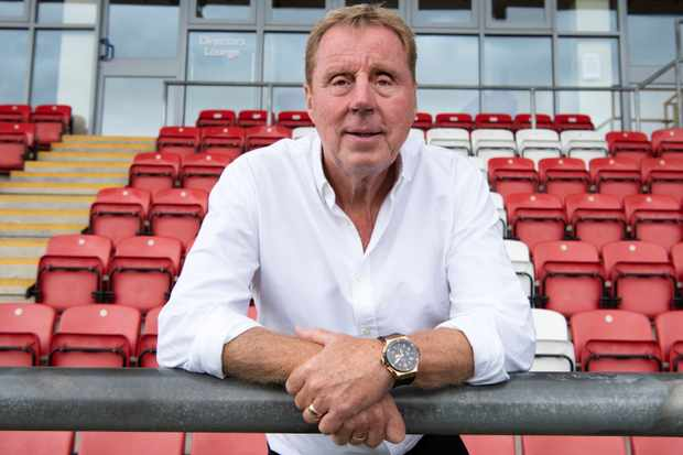 Harry Redknapp, Harry's Heroes (ITV)