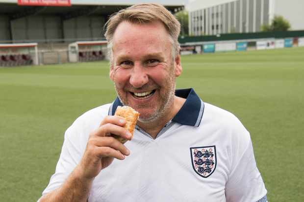 Harry's Heroes, Paul Merson (ITV)