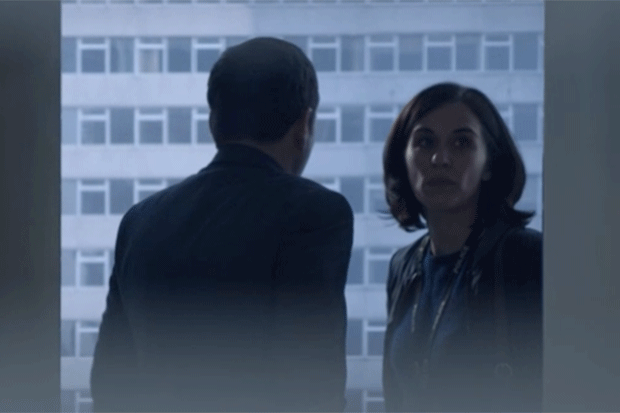 Line of Duty Kate look, BBC iPlayer